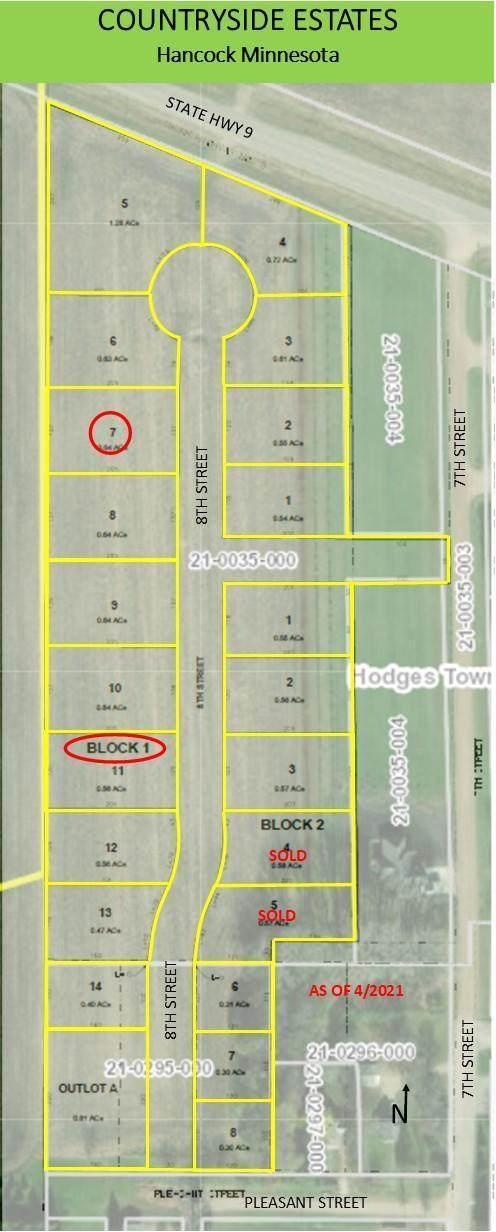 803 8th Street, Hancock, MN 56244 (MLS #5743754) :: RE/MAX Signature Properties