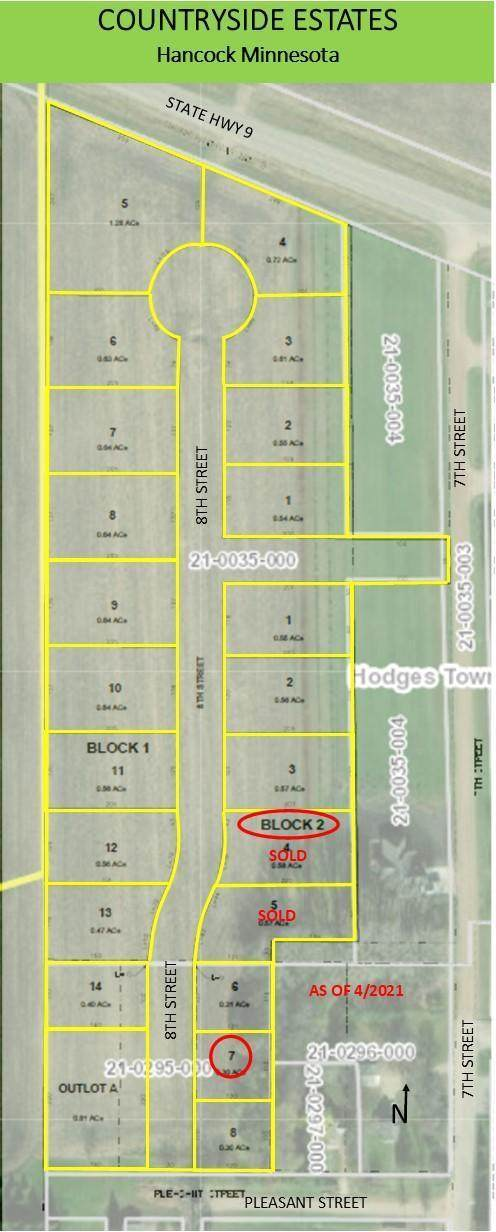 602 8th Street, Hancock, MN 56244 (MLS #5743812) :: RE/MAX Signature Properties