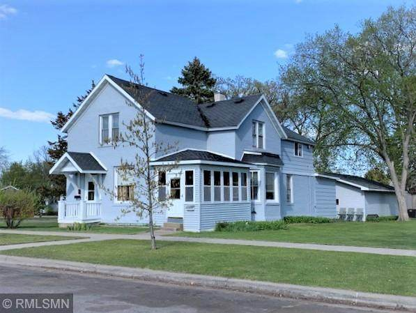 314 2nd Street NE, Little Falls, MN 56345 (#5759989) :: Tony Farah   Coldwell Banker Realty