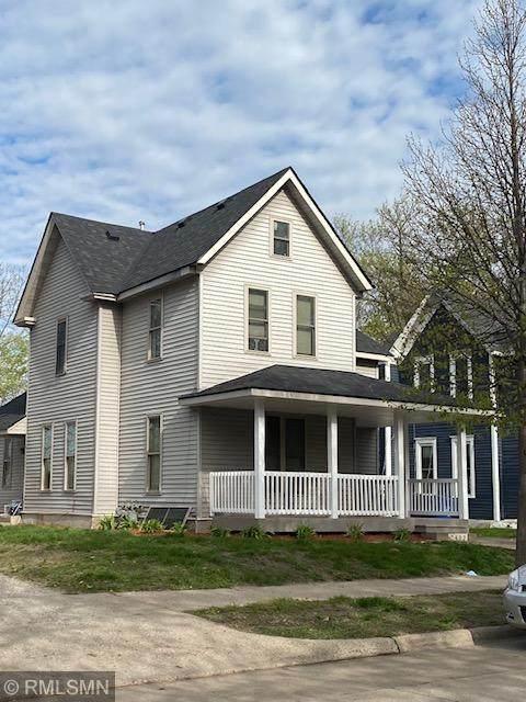 2402 Pierce Street NE, Minneapolis, MN 55418 (#5764359) :: Tony Farah | Coldwell Banker Realty