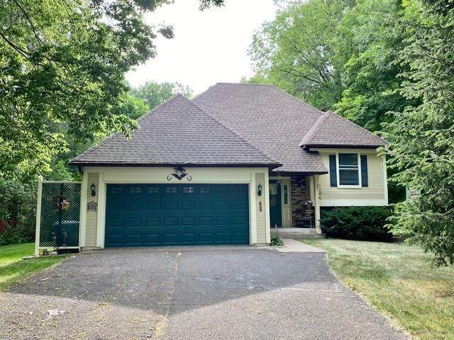 7705 N Shore Trail N, Forest Lake, MN 55025 (#6011336) :: Bos Realty Group