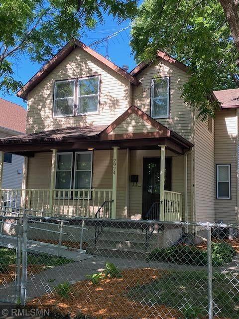 2924 17th Avenue S, Minneapolis, MN 55407 (#6011962) :: Straka Real Estate