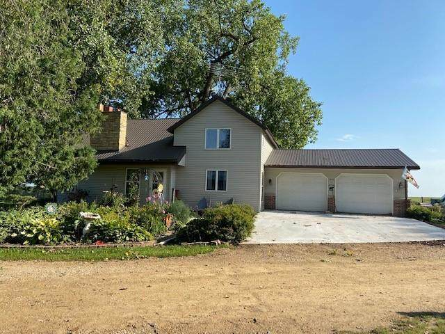 121 County Line Street A, Clear Lake, WI 54005 (#6090684) :: Lakes Country Realty LLC