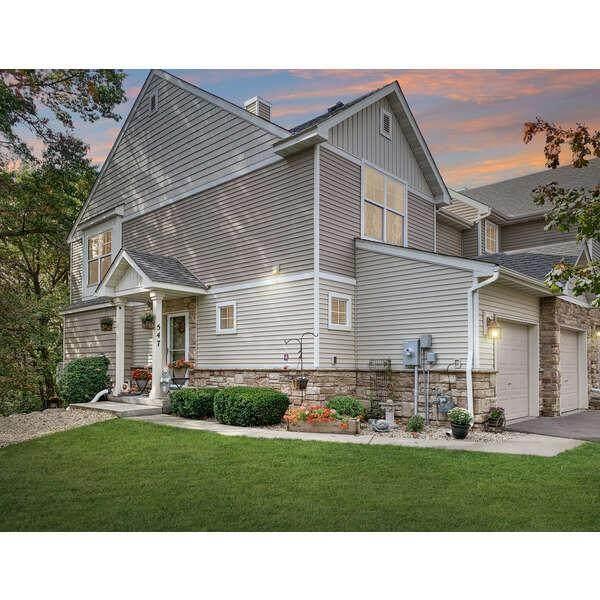 547 Stonewood Lane, Burnsville, MN 55306 (#6102100) :: The Duddingston Group
