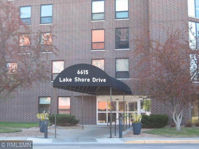 6615 Lake Shore Drive S #810, Richfield, MN 55423 (#6103471) :: The Janetkhan Group