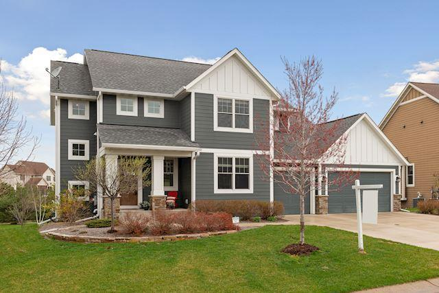11632 Aster Place, Woodbury, MN 55129 (#5139616) :: The Odd Couple Team
