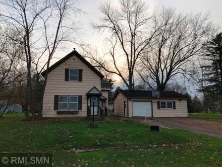 227 N Main Avenue, Foreston, MN 56330 (MLS #5227730) :: The Hergenrother Realty Group