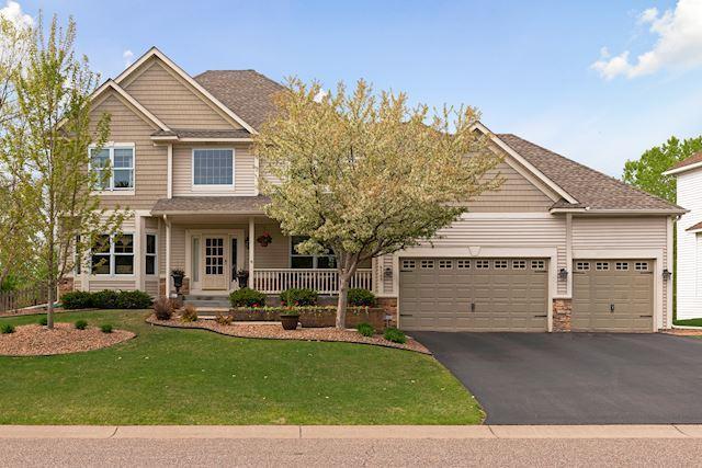 8349 9th Street N, Oakdale, MN 55128 (#5230340) :: Olsen Real Estate Group