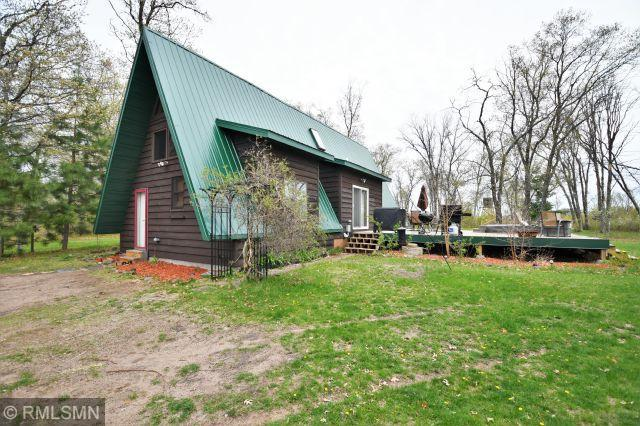 30233 W Burlingame Lake Road, Danbury, WI 54830 (MLS #5236575) :: The Hergenrother Realty Group