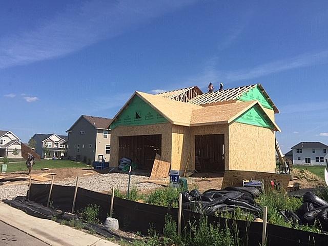 12695 39th Street NE, Saint Michael, MN 55376 (#5243616) :: House Hunters Minnesota- Keller Williams Classic Realty NW