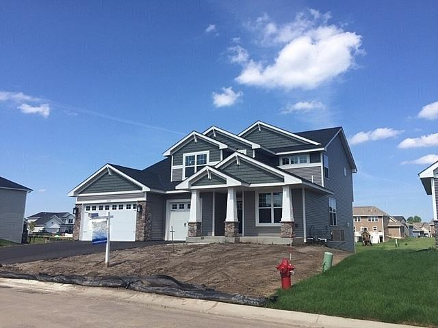 3828 Mason Avenue NE, Saint Michael, MN 55376 (#5258414) :: House Hunters Minnesota- Keller Williams Classic Realty NW