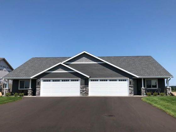 745 Hilltop Lane, Saint Croix Falls, WI 54024 (#5632695) :: Bos Realty Group