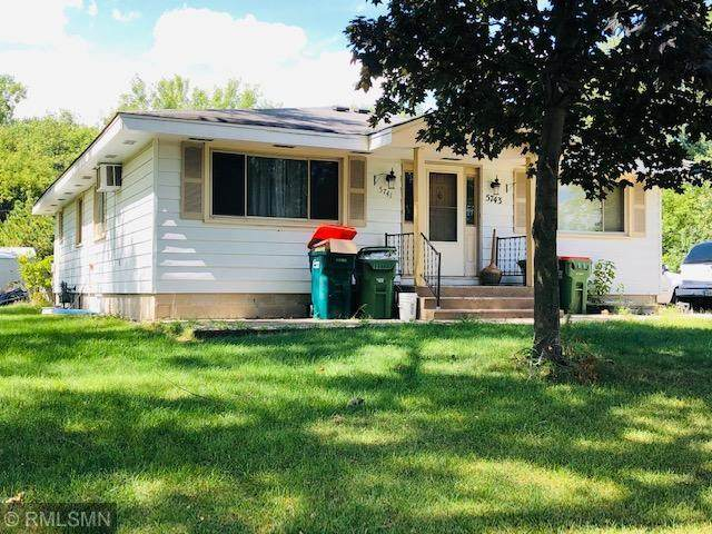 5743 Quincy Street, Mounds View, MN 55112 (#5673233) :: Bos Realty Group