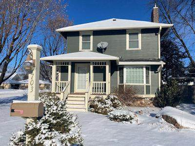 703 E 4th Street, Redwood Falls, MN 56283 (#5698981) :: Tony Farah | Coldwell Banker Realty