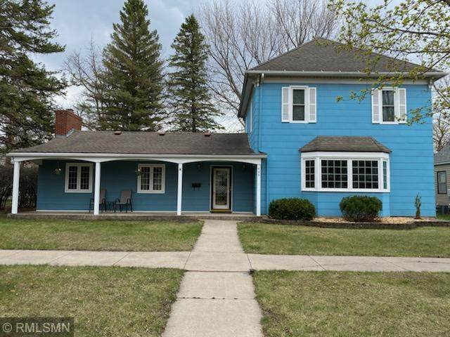 409 W 7th Street, Morris, MN 56267 (#5734395) :: Lakes Country Realty LLC
