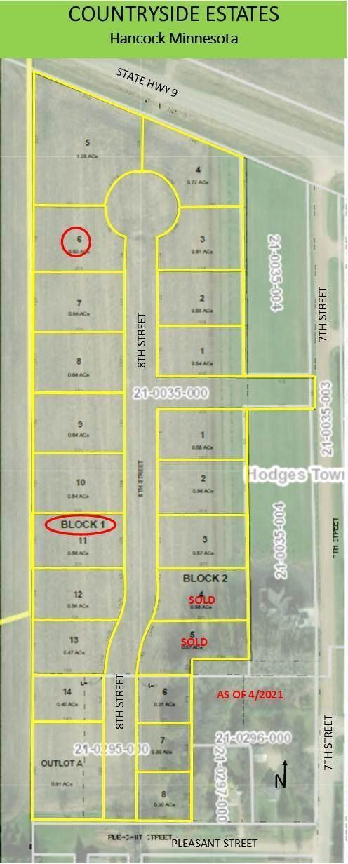 805 8th Street, Hancock, MN 56244 (MLS #5743751) :: RE/MAX Signature Properties