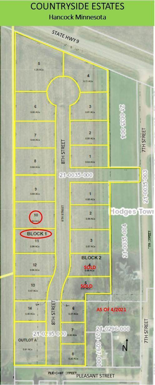705 8th Street, Hancock, MN 56244 (MLS #5743771) :: RE/MAX Signature Properties