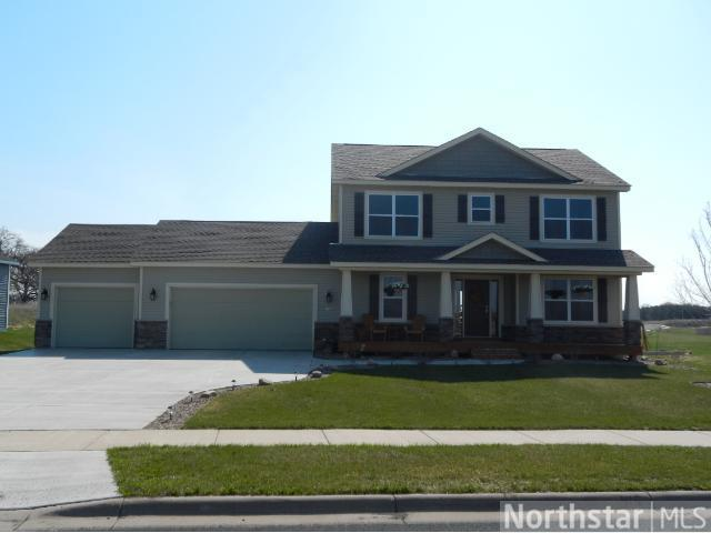 809 Riverview Lane, Belle Plaine, MN 56011 (#4356546) :: The Preferred Home Team
