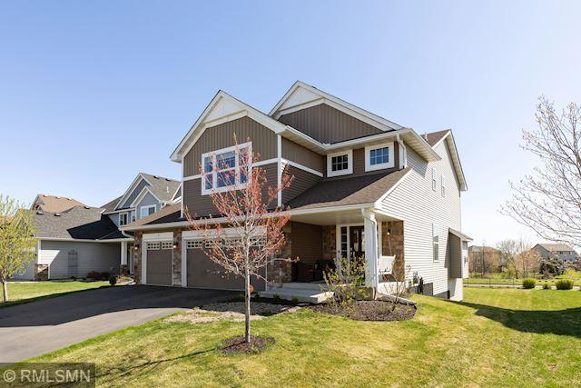13504 Big Sandy Lake Drive, Rogers, MN 55374 (#5214612) :: House Hunters Minnesota- Keller Williams Classic Realty NW
