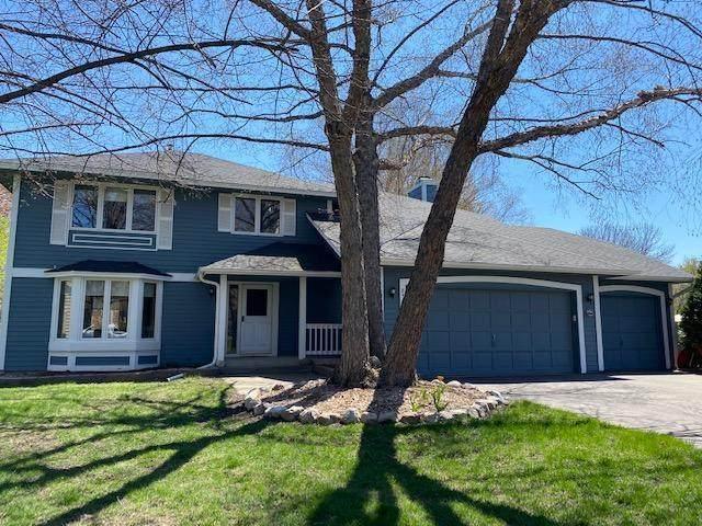8446 Lancaster Court, Eden Prairie, MN 55347 (#5746887) :: The Pomerleau Team