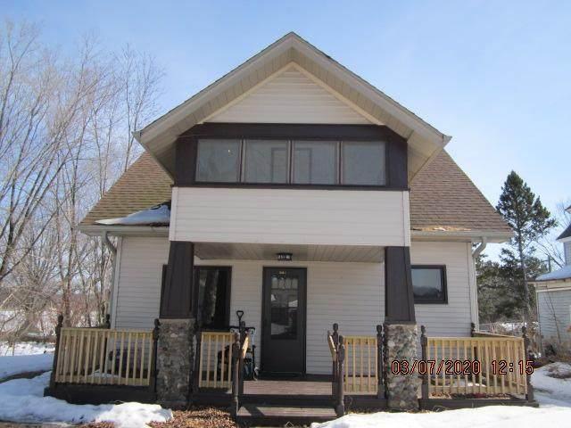 205 Polk Avenue S, Frederic, WI 54837 (#6026622) :: The Pietig Properties Group