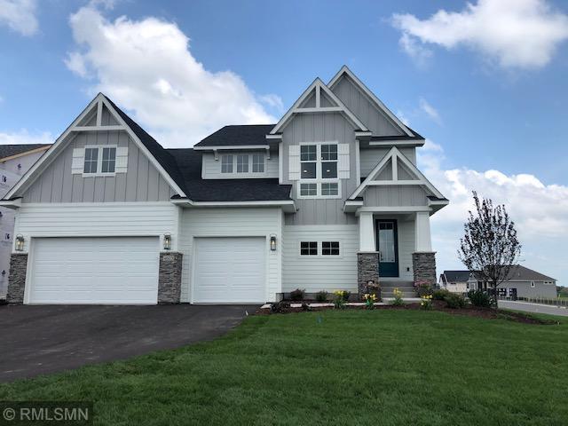 4603 128th Circle NE, Blaine, MN 55449 (#5261179) :: House Hunters Minnesota- Keller Williams Classic Realty NW
