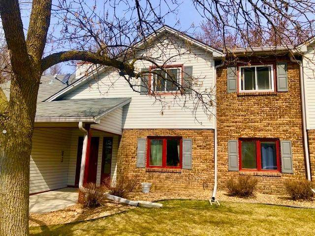 1031 Greenhaven Drive #1803, Vadnais Heights, MN 55127 (#5727398) :: Holz Group