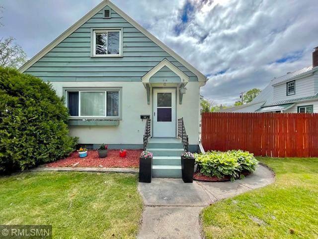 914 NW 3rd Avenue, Grand Rapids, MN 55744 (#5763214) :: Straka Real Estate
