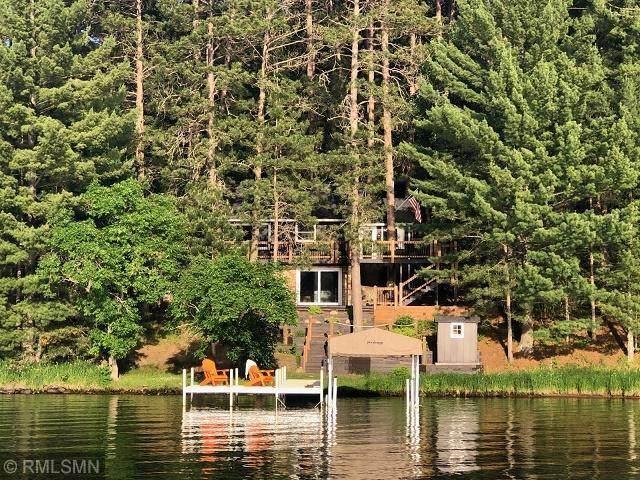 3808 W Grove Street, Pequot Lakes, MN 56472 (#6112231) :: The Pietig Properties Group