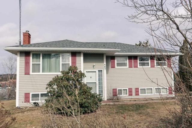 467 Old Sackville Road, Lower Sackville, NS B4C 2K1 (MLS #201802858) :: Don Ranni Real Estate