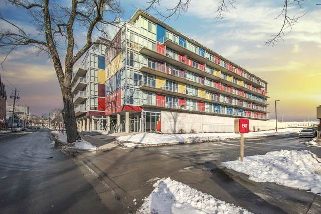 1065 Barrington Street #607, Halifax, NS B3H 2P8 (MLS #202101309) :: Royal LePage Atlantic