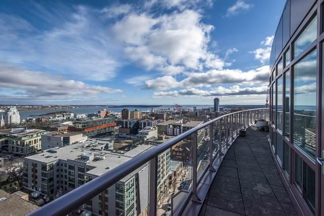 1550 Dresden Row #1701, Halifax, NS B3J 4A2 (MLS #202102193) :: Royal LePage Atlantic