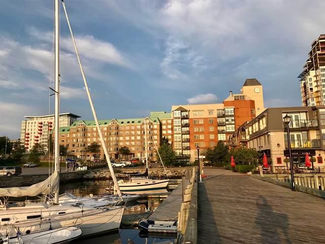 1326 Lower Water Street #415, Halifax, NS B3J 3R3 (MLS #202102331) :: Royal LePage Atlantic