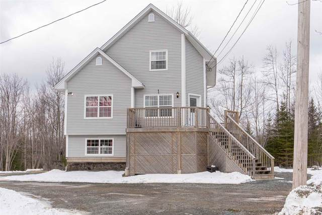 314/316 Old Post Road, Enfield, NS B2T 1E2 (MLS #202102803) :: Royal LePage Atlantic