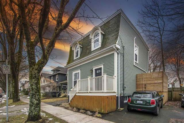 1890 Garden Street, Halifax, NS B3H 3R6 (MLS #202103044) :: Royal LePage Atlantic