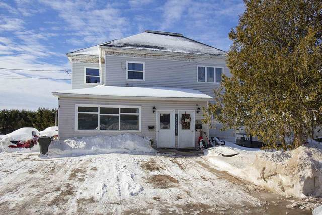 30 Copp Avenue, Amherst, NS B4H 2T4 (MLS #202103087) :: Royal LePage Atlantic