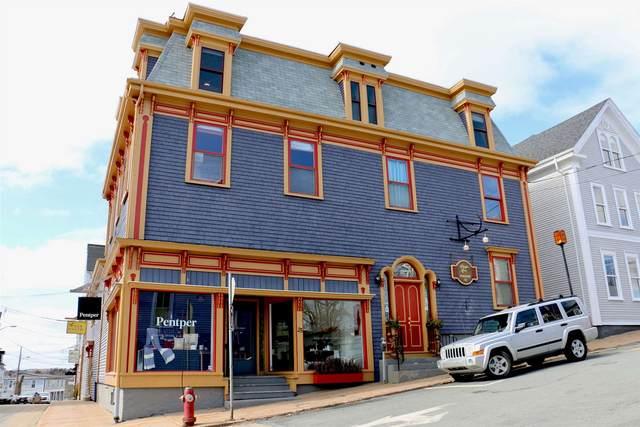 27 Cornwallis Street, Lunenburg, NS B0J 2C0 (MLS #202103118) :: Royal LePage Atlantic
