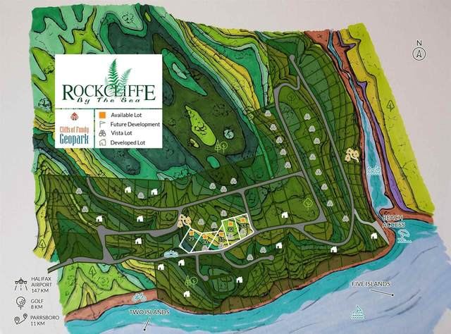Ocean View Rockcliffe By The Sea Development Lot 1, Parrsboro, NS B0M 1S0 (MLS #202103172) :: Royal LePage Atlantic