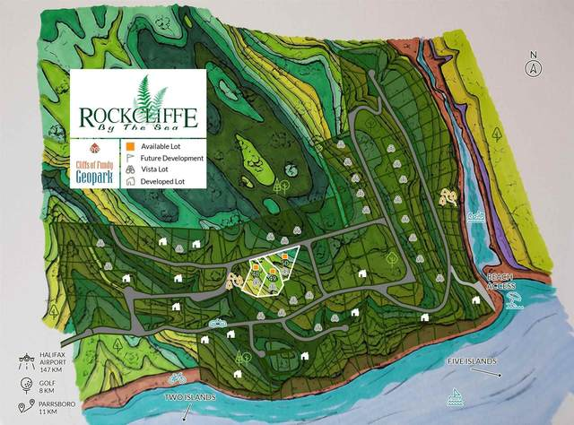 Ocean View Rockcliffe By The Sea Development Lot 2, Parrsboro, NS B0M 1S0 (MLS #202103173) :: Royal LePage Atlantic