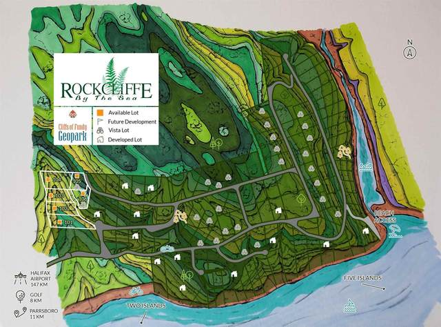Ocean View Rockcliffe By The Sea Development Lot 3, Parrsboro, NS B0M 1S0 (MLS #202103174) :: Royal LePage Atlantic
