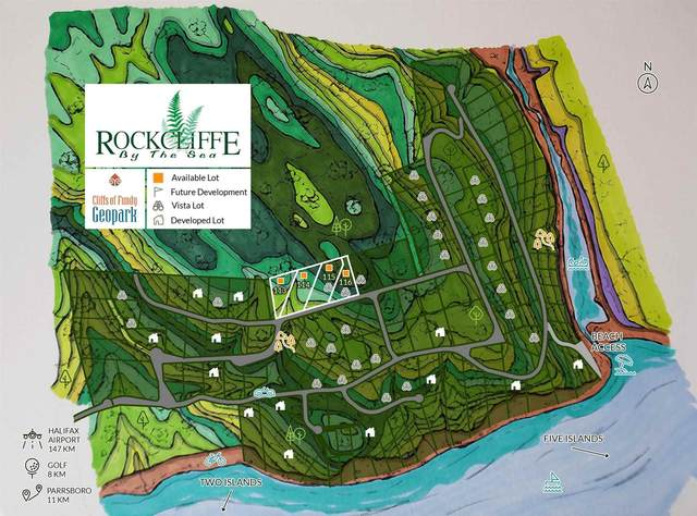 Ocean View Rockcliffe  By The Sea Development Lot 4, Parrsboro, NS B0M 1S0 (MLS #202103175) :: Royal LePage Atlantic