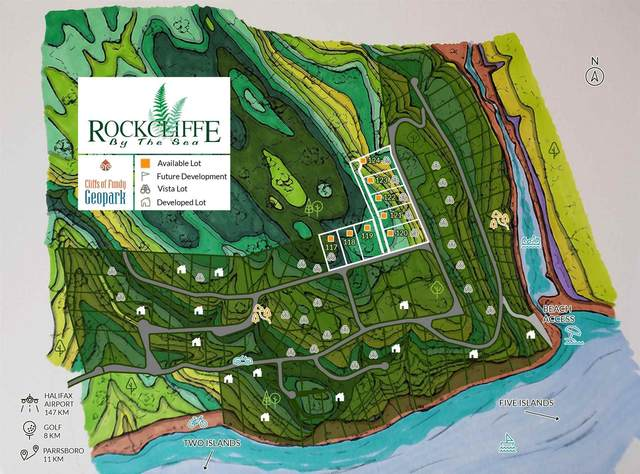 Ocean View Rockcliffe By The Sea Development Lot 5, Parrsboro, NS B0S 1S0 (MLS #202103176) :: Royal LePage Atlantic
