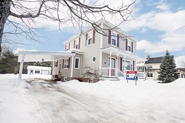 78 Duke Street, Oxford, NS B0M 1P0 (MLS #202103229) :: Royal LePage Atlantic