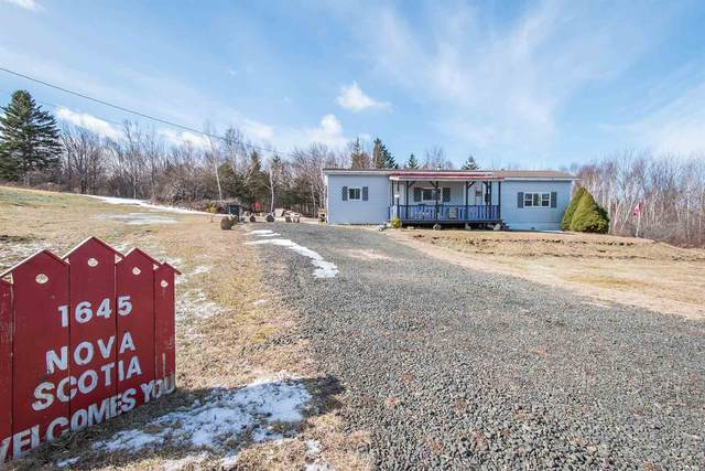 1645 Pinney Mountain Road, Phinneys Cove, NS B0S 1L0 (MLS #202103997) :: Royal LePage Atlantic