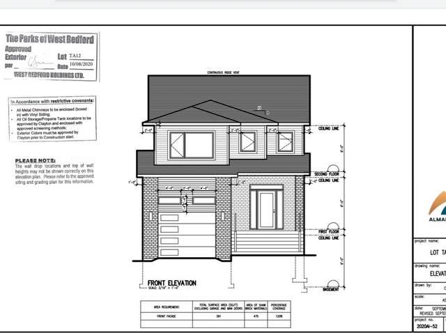 44 Talus Avenue, West Bedford, NS B4B 1L7 (MLS #202107466) :: Royal LePage Atlantic