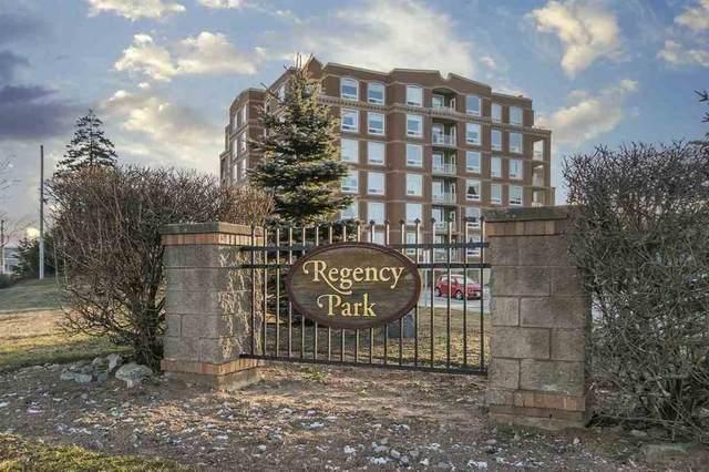 10 Regency Park Drive #408, Halifax, NS B3S 1P2 (MLS #202110259) :: Royal LePage Atlantic