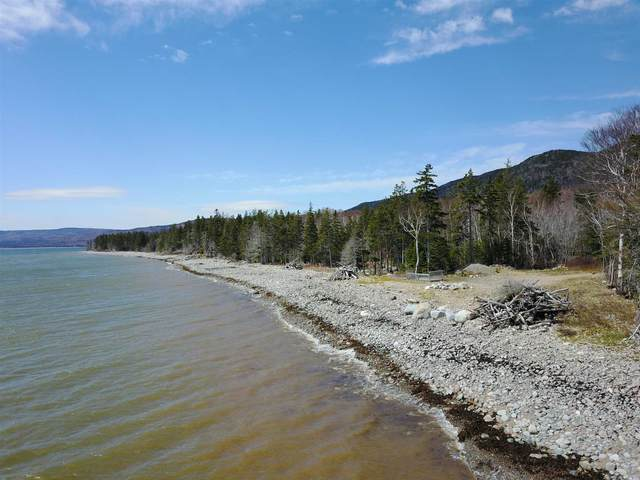 Cabot Trail, Indian Brook, NS B0C 1H0 (MLS #202110521) :: Royal LePage Atlantic