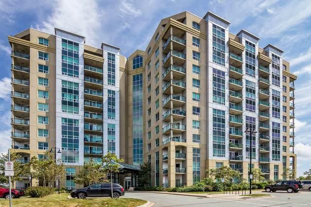 2677 Gladstone Street #908, Halifax, NS B3K 0A3 (MLS #202111040) :: Royal LePage Atlantic