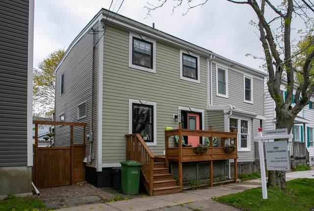 5659 Livingstone Street, Halifax, NS B3K 2C2 (MLS #202111306) :: Royal LePage Atlantic