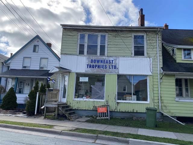 5876 Kaye Street, Halifax Peninsula, NS B3K 1Y9 (MLS #202111338) :: Royal LePage Atlantic